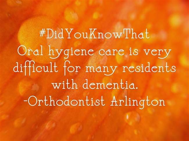#DidYouKnowThat    www.orthodontistarlington.com