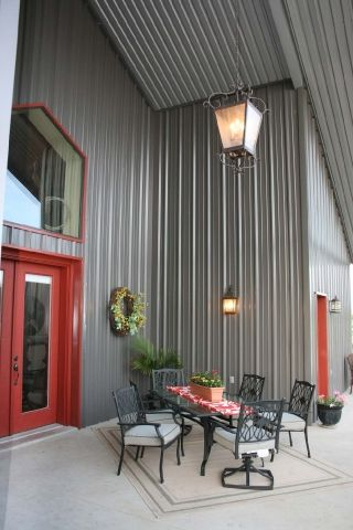 25 best Metal siding ideas on Pinterest Backyard studio Granny