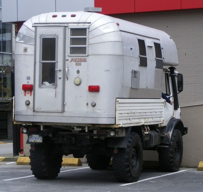 need some flat bed camper pics. - Pirate4x4.Com : 4x4 and Off-Road Forum