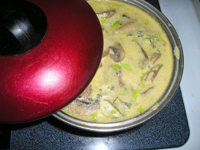 creamy wild rice amp mushroom soup http cookingwithyiddishemama ...