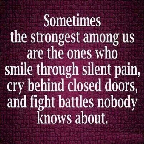 Quotes About Smiling Through Pain It is and Life ...