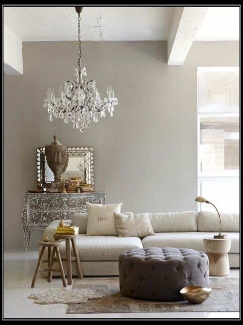 Taupe is super trendy en hip natuurlijke materialen en kleuren passen erg goed bij deze kleur - Kleur en materialen ...