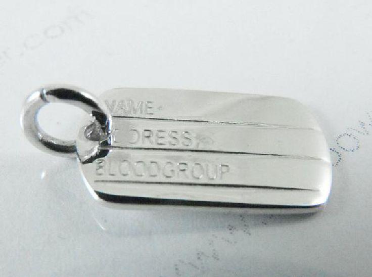 $19 Italian Army Pendant In 925 Sterling Silver, info@bijuterie-online.ro