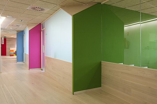 Ymedia office by Stone Designs, 2012 (Madrid)