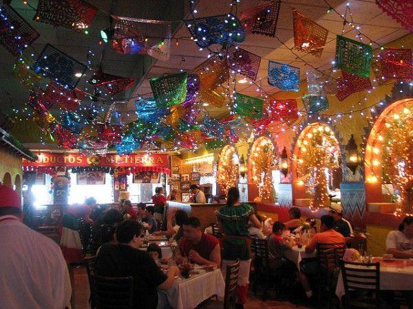 Mi Tierra Cafe Y Panaderia Mexican Restaurant In San