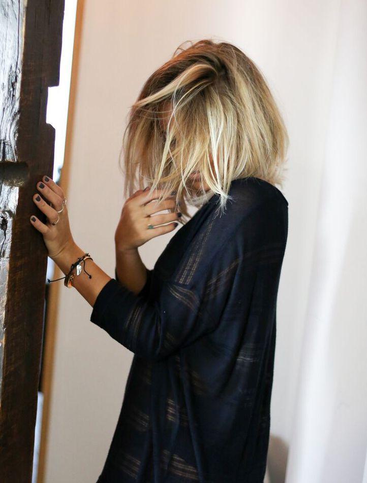 idees coiffure blond coiffures modernes et coupes de. Black Bedroom Furniture Sets. Home Design Ideas