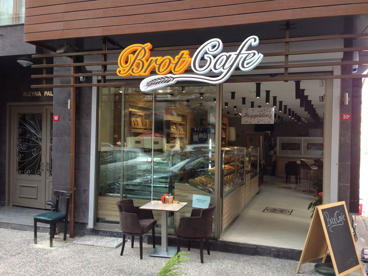 BrotCafe in İstanbul, İstanbul
