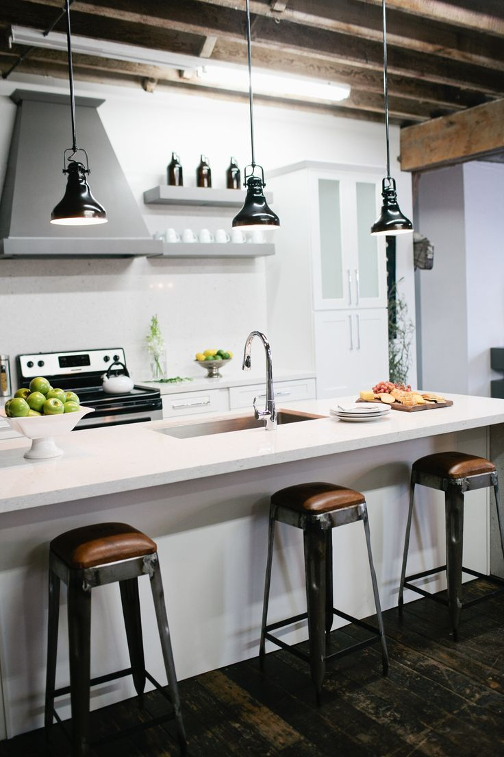Jay transformed this beautiful kitchen with a