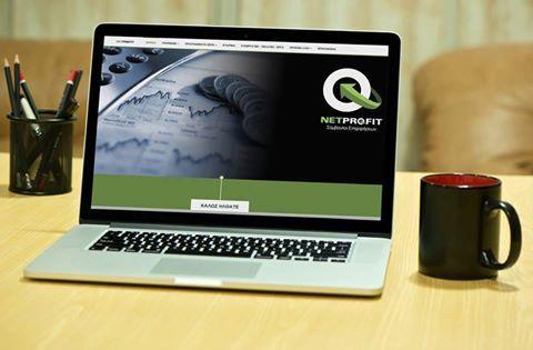 Net Profit  Σύμβουλοι Επιχειρήσεων  #Adverset #webdesign #socialmedia #διαδίκτυο #Θεσσαλονίκη  #Διαφήμιση #online #order