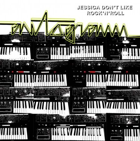 """Record of the Day: AUTOGRAMM - Jessica 7"""" Single -"""