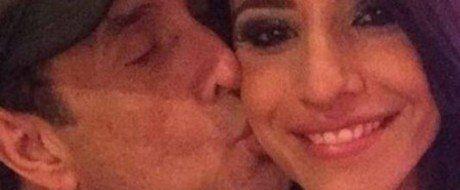 Amor - Nova namorada de Sergio Mallandro se declara e confessa que ele é ciumento