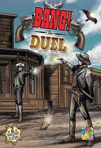 Bang! Párbaj (The Duel) társasjáték - Szellemlovas társasjáték webshop