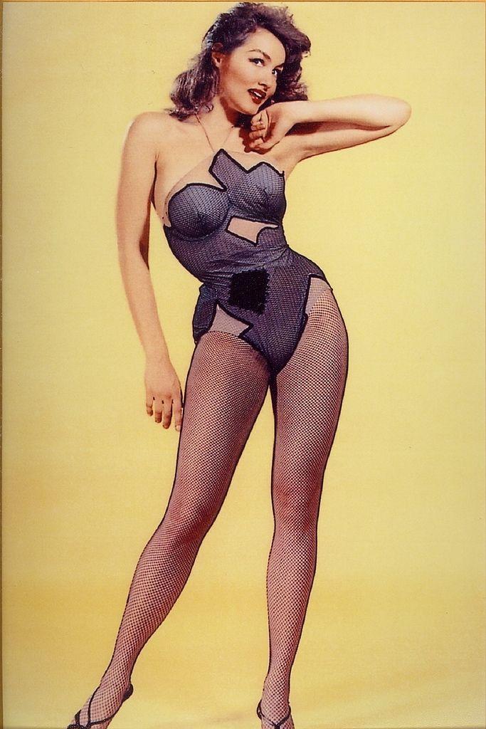 """Julie Newmar as Stupifyin' Jones in """"Li'l Abner""""."""