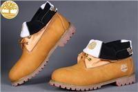 UK Timberland Women Basic Wheat Roll-Top Waterproof Boots £ 68.79