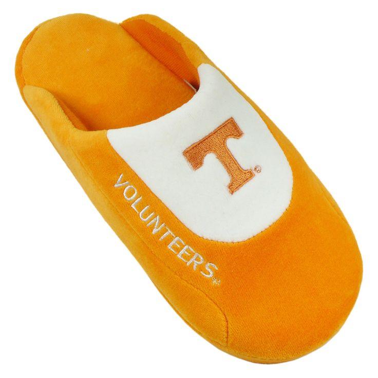 Comfy Feet NCAA Low Pro Stripe Slippers - Tennessee Vols - TEN07LG