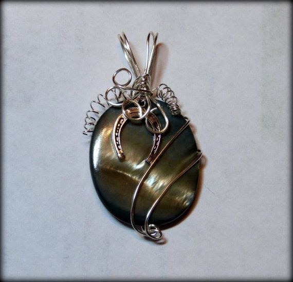 Modern Wire Wrapped Stones Silver Filegree Gallery - Everything You ...