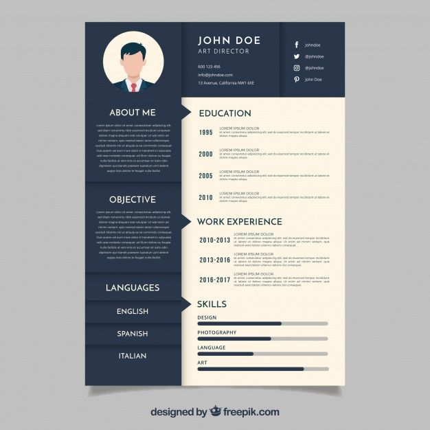 Download Cv Template For Free In 2021 Cv Template Resume Design Creative Cv Template Free