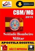 Apostila Digital Concurso Bombeiro MG Soldado Bombeiro Militar MG 2015