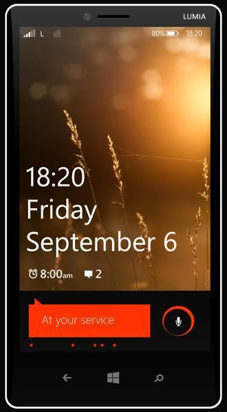 Alleged Windows Phone 8.1 Screenshot Leaked