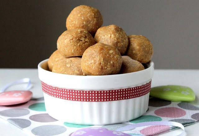 Arašídovo-kokosové kuličky   Cooking with Šůša