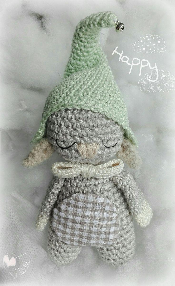 76 best Amigurimi images on Pinterest   Amigurumi patterns, Crochet ...