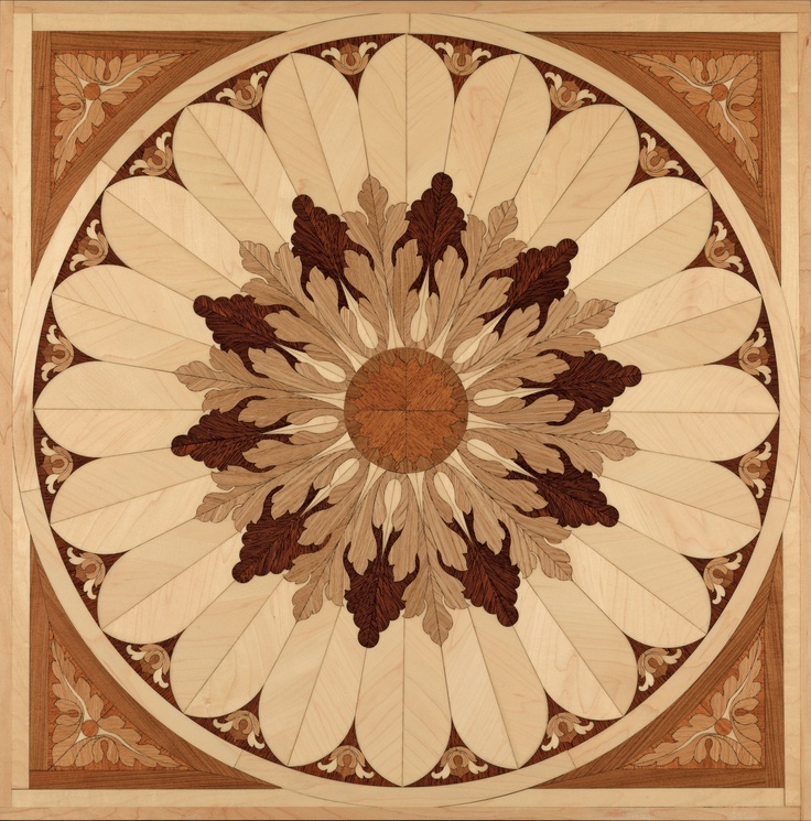 Decorative Floor Inlays : Best images about wood flooring laser inlays on