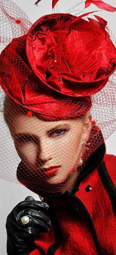 #FashionSerendipity #fashion #style #designer Fashion and Designer Style #hats #millinery