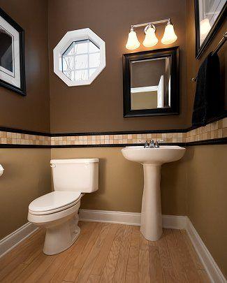 Bathroom Home Decoration / Bathroom Small Powder Room Ideas Part 90