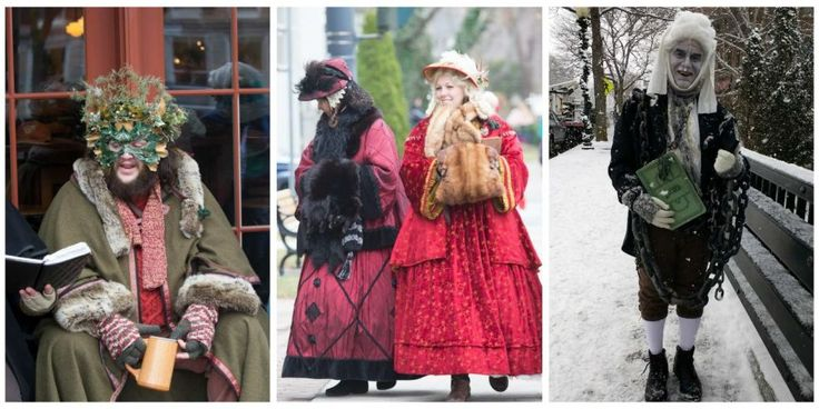 Dickens Christmas Festival in Skaneateles NY - 'A Christmas Carol' Festival in Upstate New York