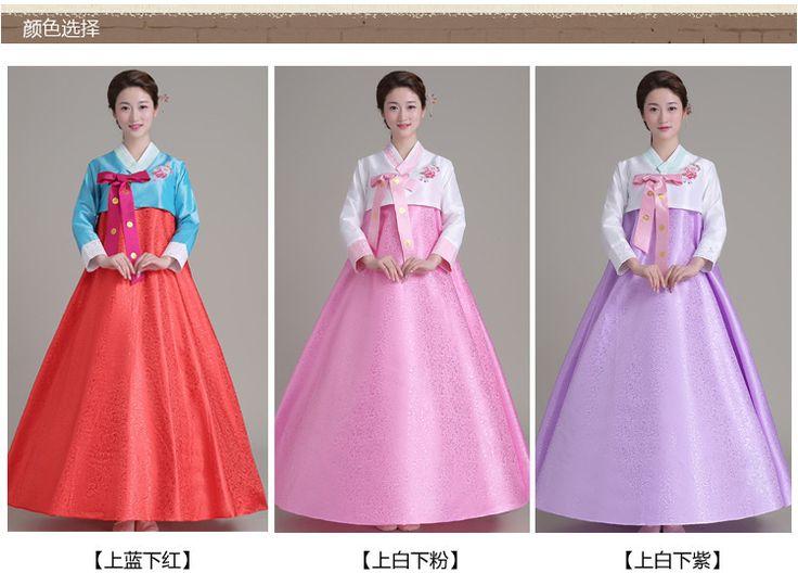 Vestido Tradicional coreano Coreano Hanbok Traje Nacional Roupas Femininas Manga Comprida Feminino Coreano Vestido de Halloween Traje Cosplay em Ásia & Roupas de Ilhas Do Pacífico de Novidade & Uso Especial no AliExpress.com | Alibaba Group