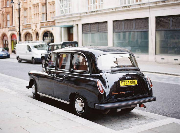 London West End Take A Black Cab