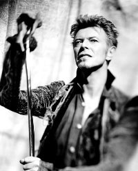 Earthling 50th birthday tour David Bowie | David Bowie ...
