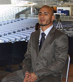 Miguel Cotto  World title winner in four different weight classes. The Transnational Boxing Rankings Board currently ranks him as the world's number one middleweight. Cotto is considered to be one of the greatest fighters of his generation and also to be one of the best Puerto Rican boxers ever, among the likes of Félix Trinidad, Wilfred Benitez, Hector Camacho, Wilfredo Gomez, and Carlos Ortiz.