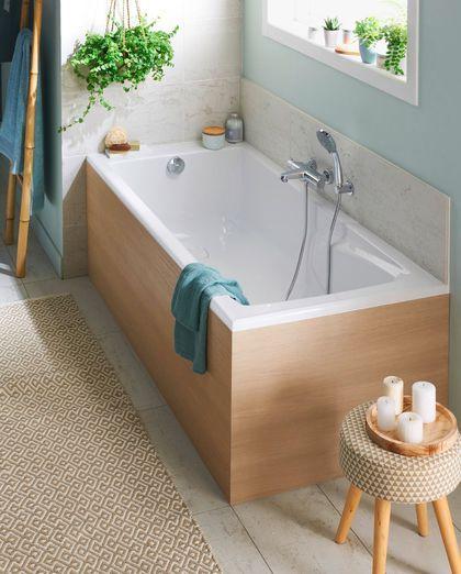 Une baignoire nature, Lapeyre