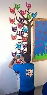 Resultado de imagen para decoracion de aulas escolares