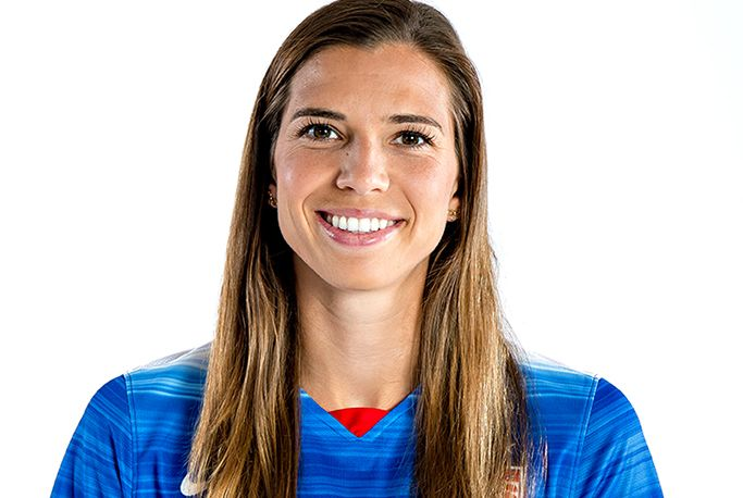 Tobin Heath 2015 FIFA Women's World Cup - U.S. Soccer