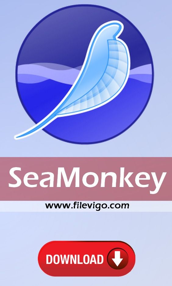 Download SeaMonkey web browser Free For Windows   Software For