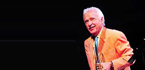 "Johnny Carson's former bandleader and sidekick Doc Severinsen is taking his legendary talents as he is performing with the San Miguel 5 to perform ""South of the Border"" at the Boettcher Concert Hall in Denver. The talented jazz players have been touring the country and have made their way to the Colorado Symphony. Tickets are on sale now! #colorado #weekend #jazz #music"