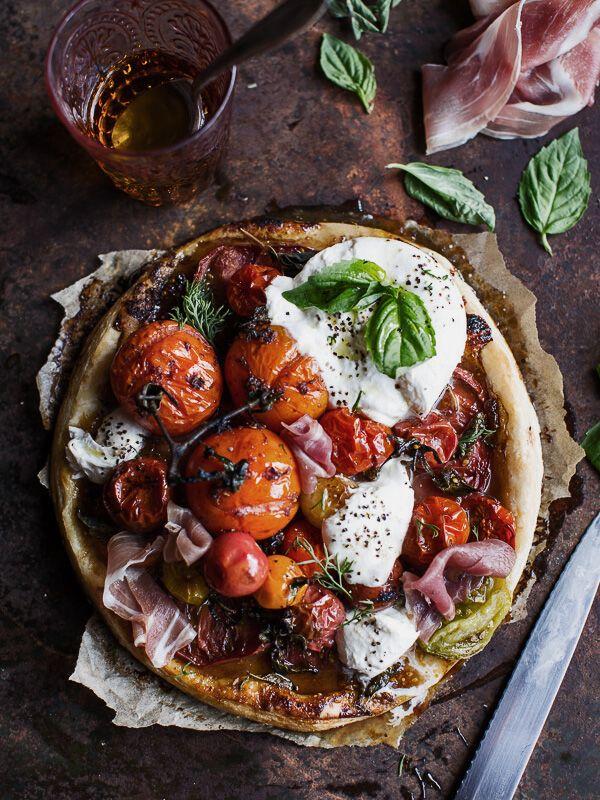 5 Savory Tomato Tart Recipes