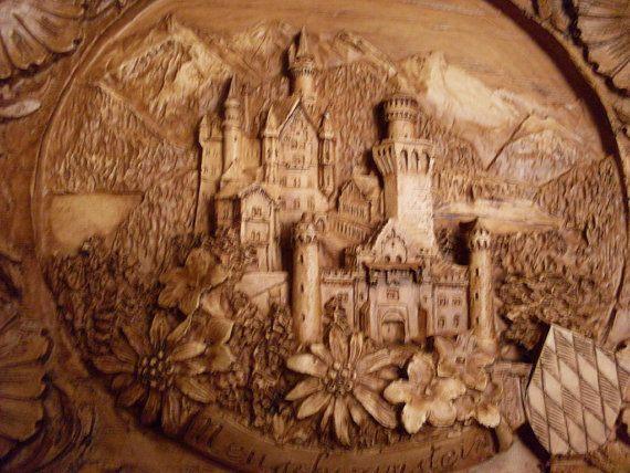 Best Wood Chip Carving : Chip carving wood sculpture art sculptures waiata