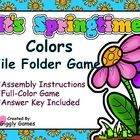 6x9 Envelope Center Full-Color Pages Skill: Colors & Color Words Pages:7  Each Envelope Center includes a Game Label with clear easy to follow ...