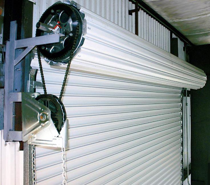 Roll Up Doors Chain Hoist Mechanism