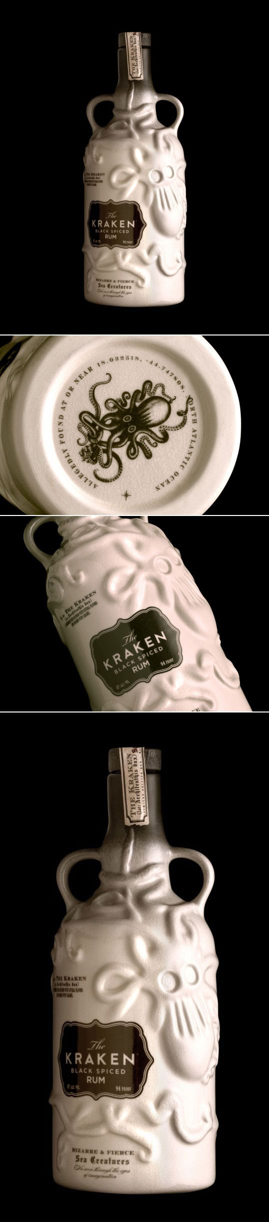 Lovely Package - Kraken Ceramic