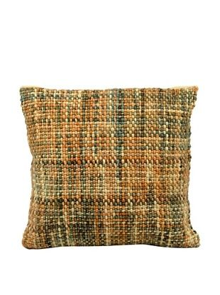 Joseph Abboud Basket Weave Pillow, Multi, 20