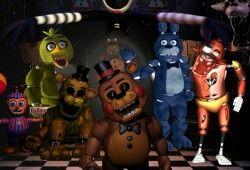 Juego Five Nights at Freddy's Gratis