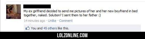My ex girlfriend…#funny #lol #lolzonline