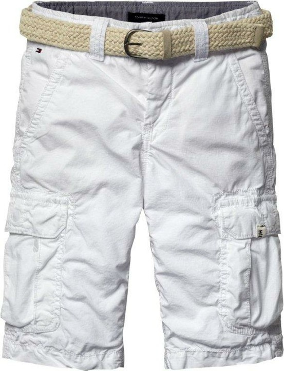 Knee length shorts from Tommy Hilfiger! See website for full colour selection
