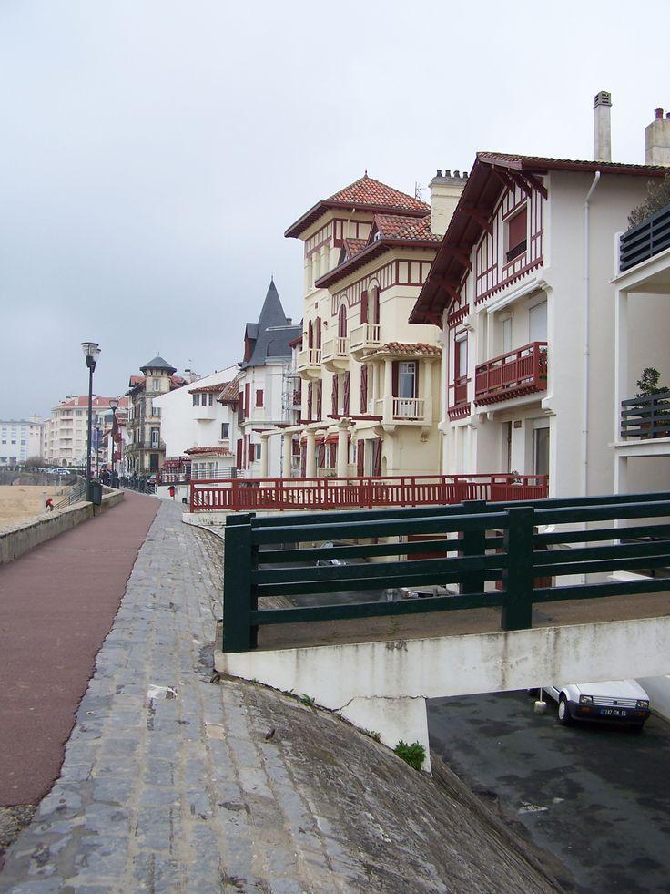 pays basques - Saint- Jean -de- Luz.