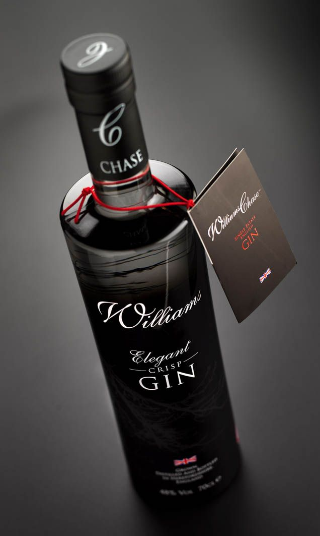 Williams Chase Gin - Stunning choice :)