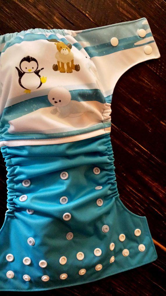 Couche Lavable / cloth diaper par MomDesignCanada sur Etsy